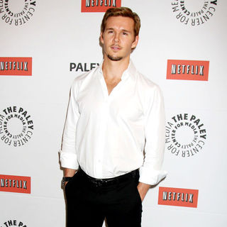 Ryan Kwanten in 'True Blood' PaleyFest 2011 - wenn3237896