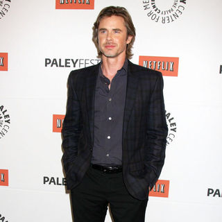 Sam Trammell in 'True Blood' PaleyFest 2011