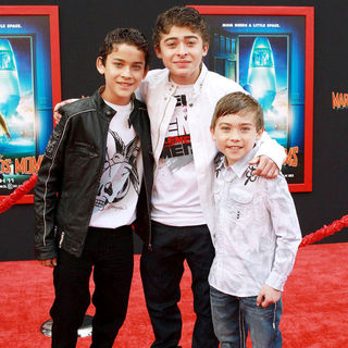 The Los Angeles Premiere of 'Mars Needs Moms!' - wenn3238694