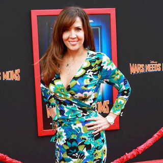 Maria Canals Barrera in The Los Angeles Premiere of 'Mars Needs Moms!'