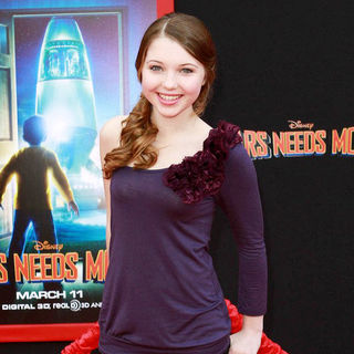 Sammi Hanratty in The Los Angeles Premiere of 'Mars Needs Moms!'