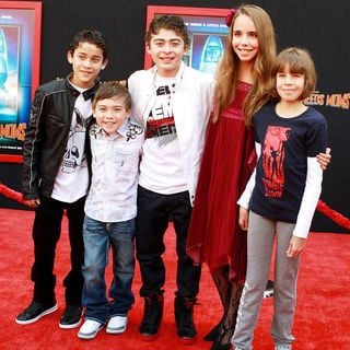 The Los Angeles Premiere of 'Mars Needs Moms!' - wenn3238719