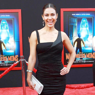 Carla Ortiz in The Los Angeles Premiere of 'Mars Needs Moms!'