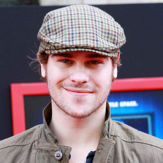Grey Damon in The Los Angeles Premiere of 'Mars Needs Moms!'