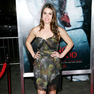 "Los Angeles Premiere of Warner Bros. Pictures ""Red Riding Hood"" - wenn3239823"