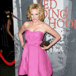 "Virginia Madsen in Los Angeles Premiere of Warner Bros. Pictures ""Red Riding Hood"""