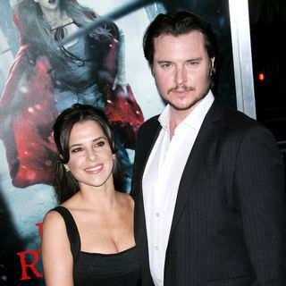 "Kelly Monaco, Heath Freeman in Los Angeles Premiere of Warner Bros. Pictures ""Red Riding Hood"""