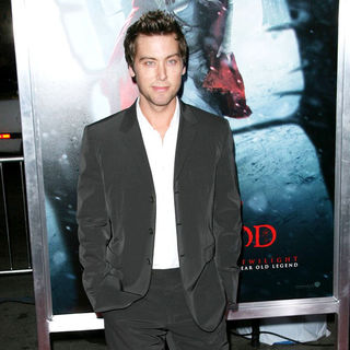 "Lance Bass in Los Angeles Premiere of Warner Bros. Pictures ""Red Riding Hood"""