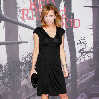 "Rebecca De Mornay in Los Angeles Premiere of Warner Bros. Pictures ""Red Riding Hood"""