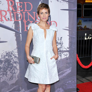 "Judith Godreche in Los Angeles Premiere of Warner Bros. Pictures ""Red Riding Hood"""
