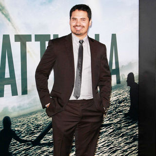 "Michael Pena in ""Battle: Los Angeles"" Los Angeles Premiere"