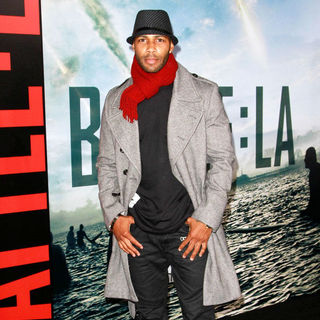 "Omari Hardwick in ""Battle: Los Angeles"" Los Angeles Premiere"