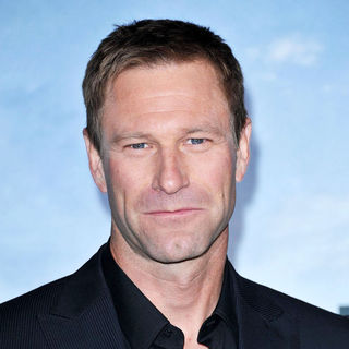 "Aaron Eckhart in ""Battle: Los Angeles"" Los Angeles Premiere"