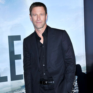 "Aaron Eckhart in ""Battle: Los Angeles"" Los Angeles Premiere - wenn3242396"