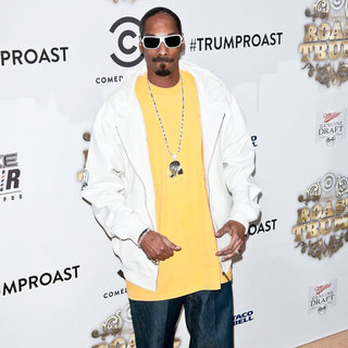 Snoop Dogg in Comedy Central Presents 'Roast of Donald Trump' - Arrivals