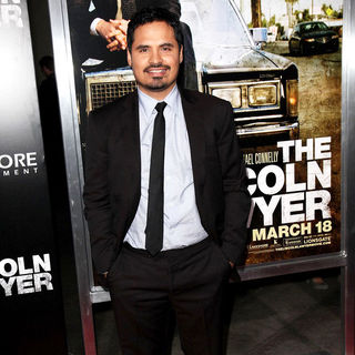 Michael Pena in Screening of Lionsgate & Lakeshore Entertainment's 'The Lincoln Lawyer'