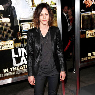 Katherine Moennig in Screening of Lionsgate & Lakeshore Entertainment's 'The Lincoln Lawyer' - wenn3245767