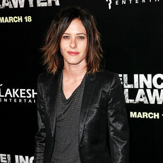Katherine Moennig in Screening of Lionsgate & Lakeshore Entertainment's 'The Lincoln Lawyer'
