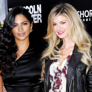 Camila Alves, Marisa Miller in Screening of Lionsgate & Lakeshore Entertainment's 'The Lincoln Lawyer'