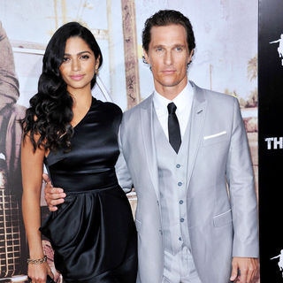 Camila Alves, Matthew McConaughey in Screening of Lionsgate & Lakeshore Entertainment's 'The Lincoln Lawyer'