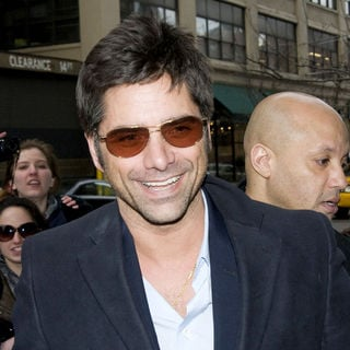 John Stamos in John Stamos Out and About in Manhattan