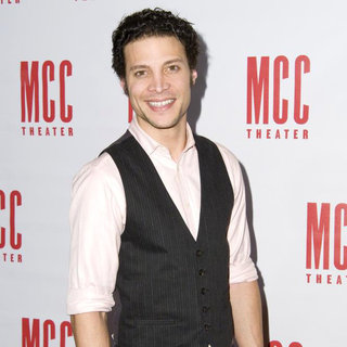 Justin Guarini in Miscast 2011 MCC Theater Annual Musical Spectacular Gala - Arrivals