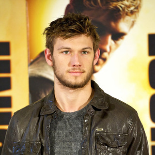 Alex Pettyfer in The Madrid Photocall for 'I Am Number Four' (Soy el numero 4)