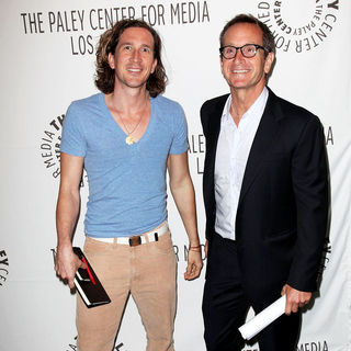 "Ian Brennan, Dante Di Loreto in Paley Center for Media's Paleyfest 2011 Event Honoring ""Glee"""