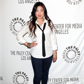 "Jenna Ushkowitz in Paley Center for Media's Paleyfest 2011 Event Honoring ""Glee"""