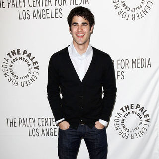 "Darren Criss in Paley Center for Media's Paleyfest 2011 Event Honoring ""Glee"""
