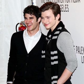 "Darren Criss, Chris Colfer in Paley Center for Media's Paleyfest 2011 Event Honoring ""Glee"""