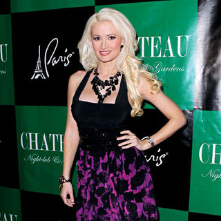 Holly Madison in Brody Jenner Hosts Spring Break Party