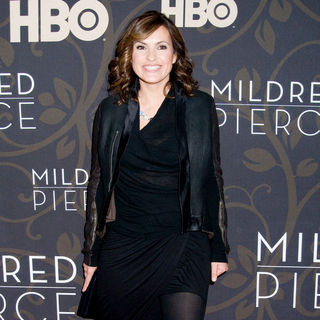 "Mariska Hargitay in The New York Premiere of ""Mildred Pierce"" - Arrivals"