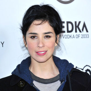 Sarah Silverman in Los Angeles Premiere of 'Super' - Arrivals