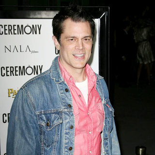 "Johnny Knoxville in Los Angeles Premiere of ""Ceremony"""