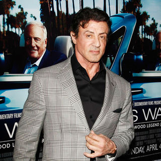 Sylvester Stallone - The Los Angeles HBO Premiere of 'His Way'