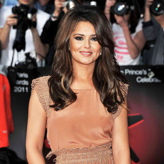 Cheryl Cole in The Prince's Trust Celebrate Success Awards - Arrivals