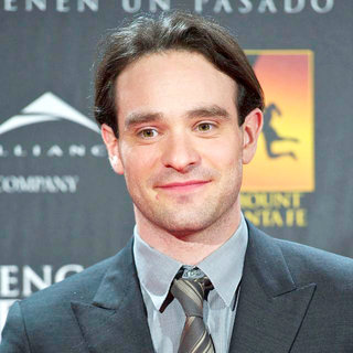 Charlie Cox in The Spanish Premiere of 'There Be Dragons'