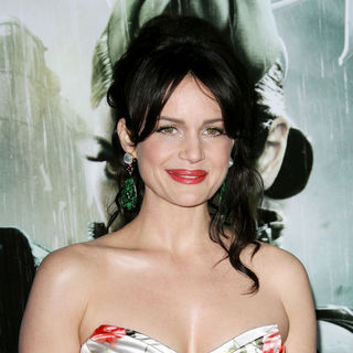 "Carla Gugino in Warner Bros. Pictures Los Angeles Premiere of ""Sucker Punch"""