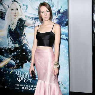 "Jena Malone in Warner Bros. Pictures Los Angeles Premiere of ""Sucker Punch"" - wenn3262831"