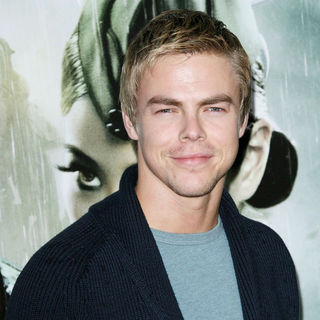 "Derek Hough in Warner Bros. Pictures Los Angeles Premiere of ""Sucker Punch"""