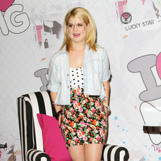 Kelly Osbourne in Kelly Osbourne Launches Madonna's 'Material Girl' Clothing Line