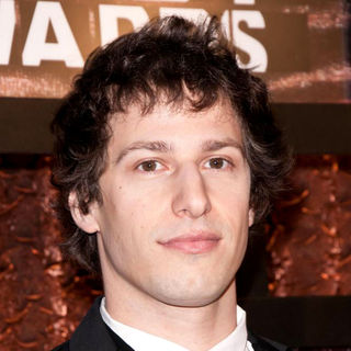 Andy Samberg in First Annual Comedy Awards - Arrivals