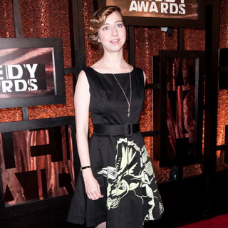 Kristen Schaal in First Annual Comedy Awards - Arrivals