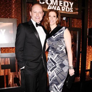 Rob Corddry, Sandra Corddry in First Annual Comedy Awards - Arrivals