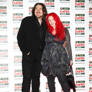 Jonathan Ross, Jane Goldman in The Jameson Empire Awards 2011 - Arrivals