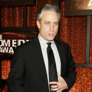 Jon Stewart in First Annual Comedy Awards - Arrivals