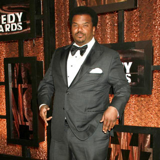 Craig Robinson in First Annual Comedy Awards - Arrivals