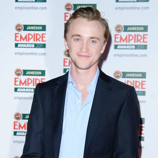 Tom Felton in The Jameson Empire Awards 2011 - Arrivals