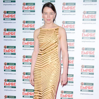 Olivia Williams in The Jameson Empire Awards 2011 - Arrivals